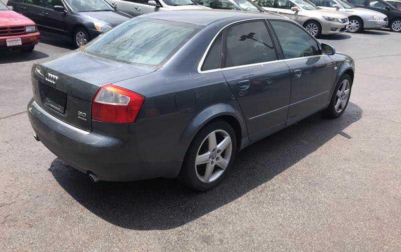 Audi A4 2003 $695.00 incacar.com