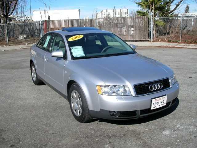 Audi A4 2003 $8900.00 incacar.com