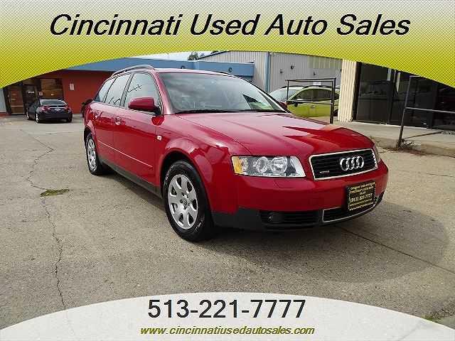 Audi A4 2003 $3995.00 incacar.com