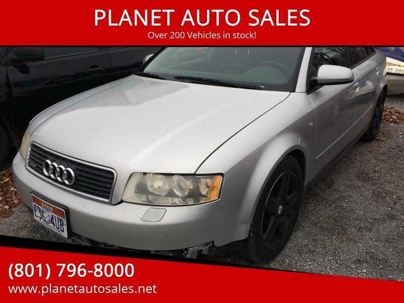 Audi A4 2004 $1200.00 incacar.com