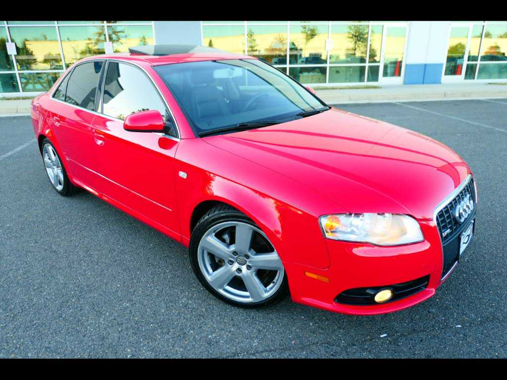 used Audi A4 2008 vin: WAUEF98E98A020713