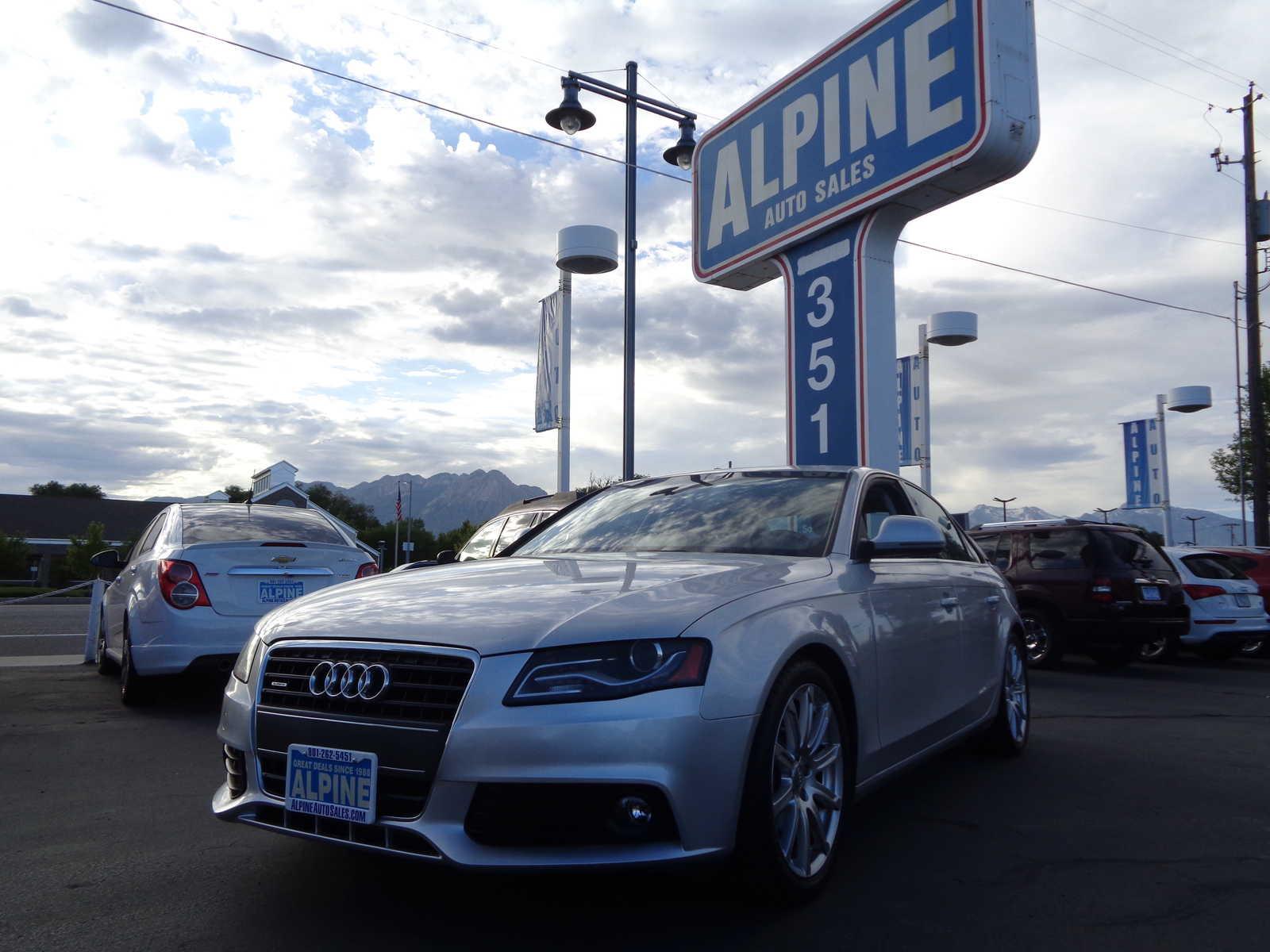 Audi A4 2009 $8995.00 incacar.com
