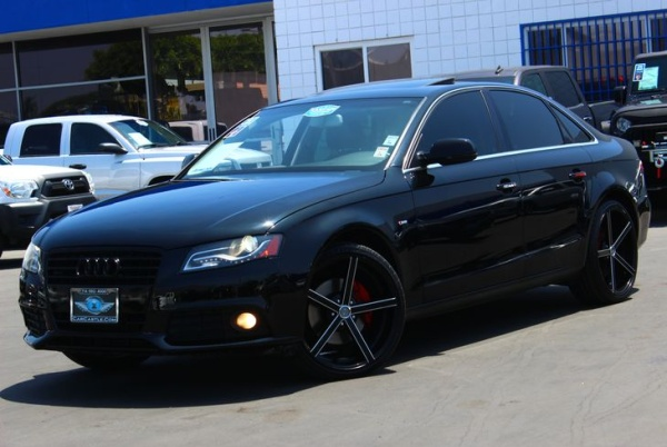 Audi A4 2012 $9611.00 incacar.com