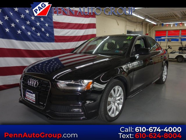 Audi A4 2015 $19333.00 incacar.com