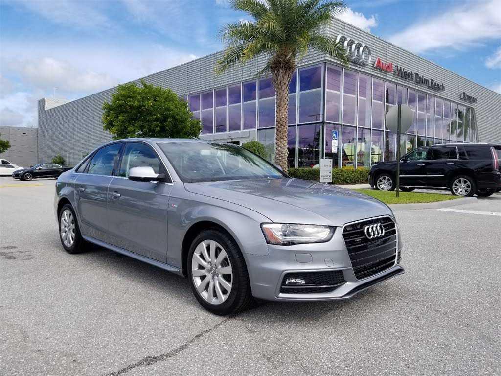 Audi A4 2015 $22995.00 incacar.com