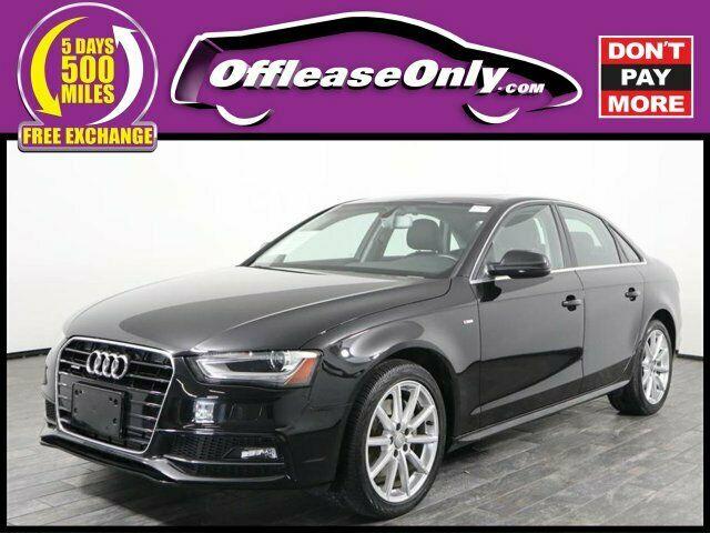 Audi A4 2016 $18399.00 incacar.com