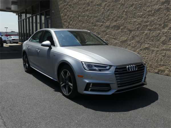 Audi A4 2018 $46645.00 incacar.com