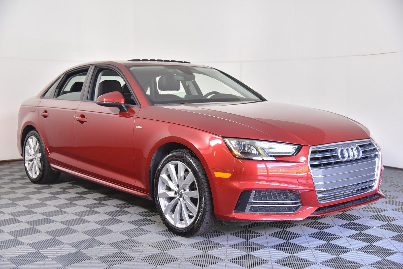Audi A4 2018 $32900.00 incacar.com