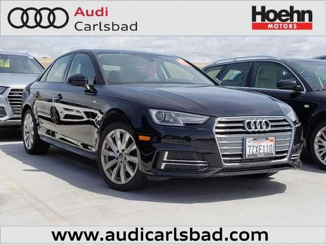 Audi A4 2018 $29500.00 incacar.com