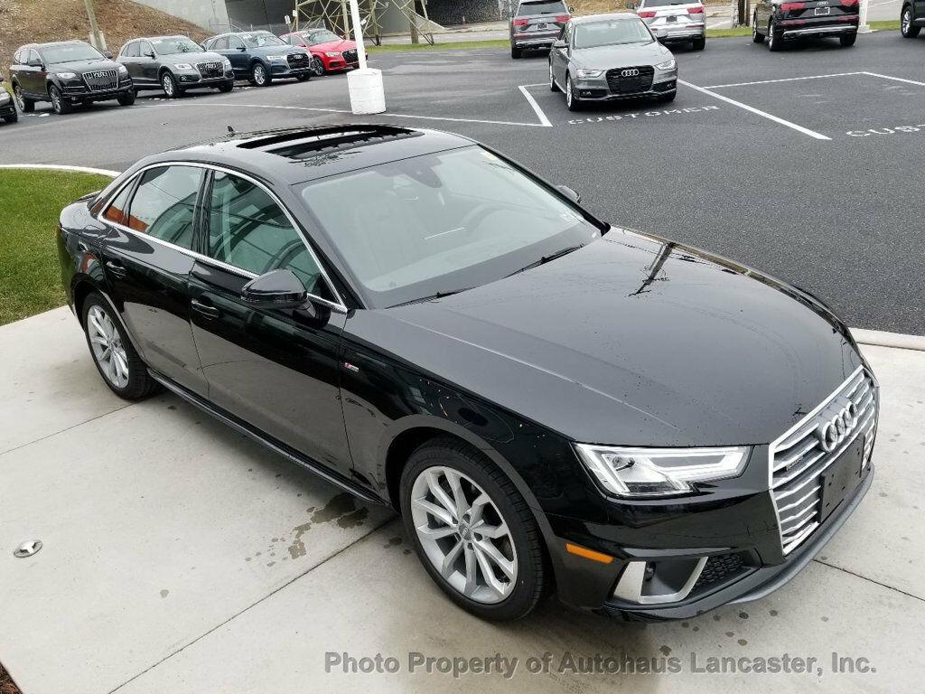 Audi A4 2019 $49495.00 incacar.com