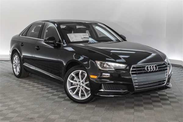Audi A4 2019 $39590.00 incacar.com