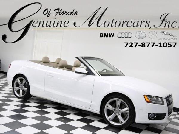 Audi A5 2012 $26997.00 incacar.com