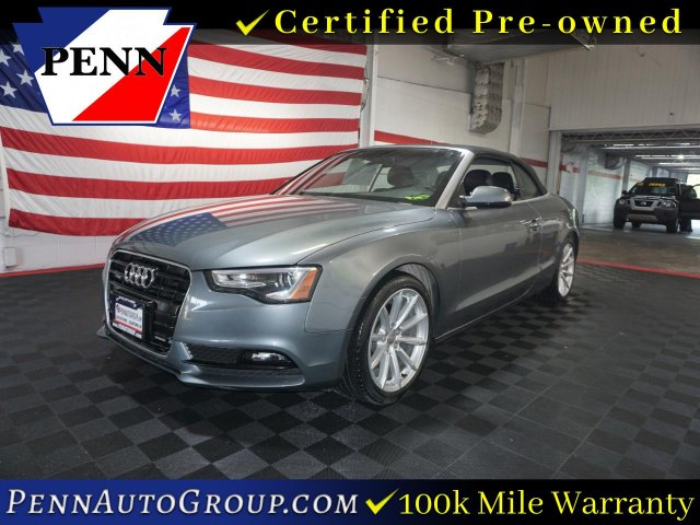 used Audi A5 2015 vin: WAUCFAFH1FN009796