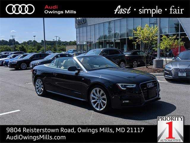 Audi A5 2015 $28970.00 incacar.com