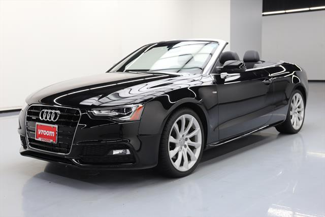 used Audi A5 2016 vin: WAUD2AFH4GN010927