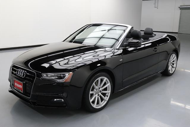 used Audi A5 2016 vin: WAUD2AFH6GN002862