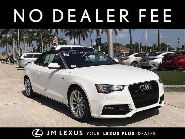 Audi A5 2017 $33921.00 incacar.com