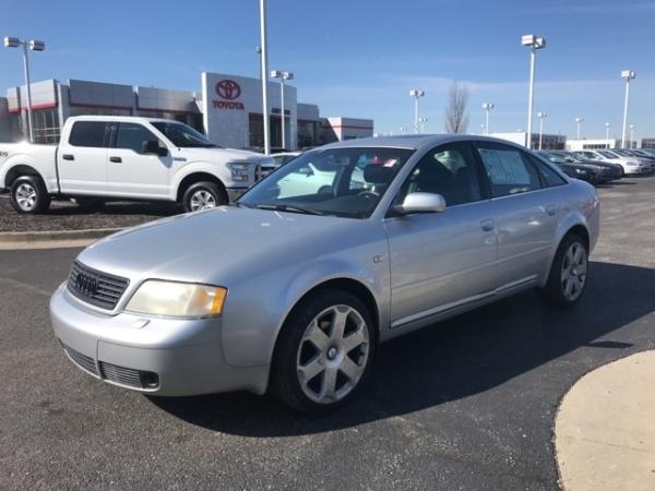 Audi A6 2000 $3400.00 incacar.com