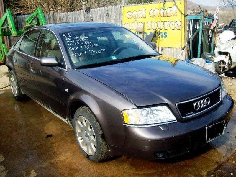 Audi A6 2001 $2495.00 incacar.com