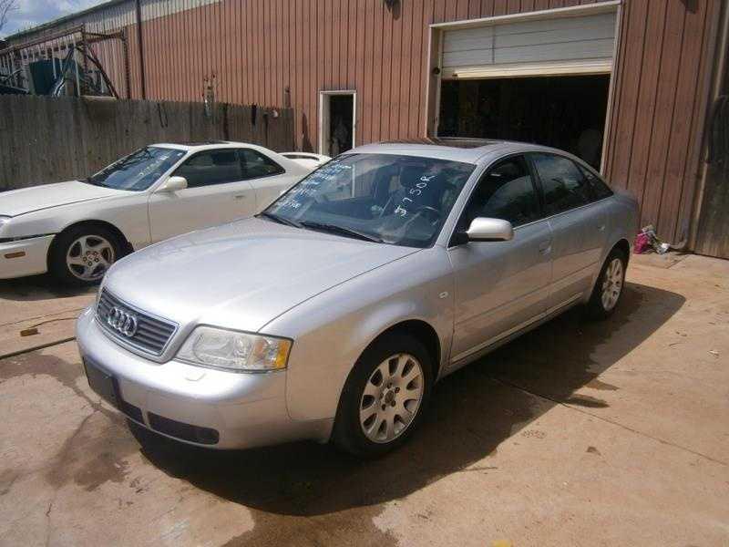 Audi A6 2001 $1695.00 incacar.com