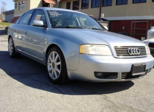 Audi A6 2004 $6400.00 incacar.com