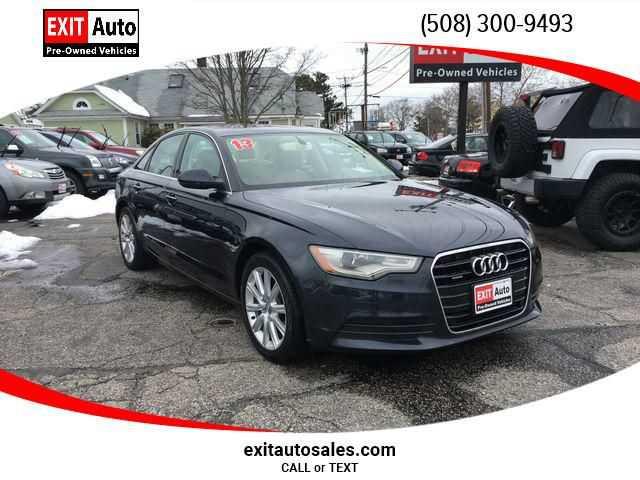 Audi A6 2013 $12495.00 incacar.com