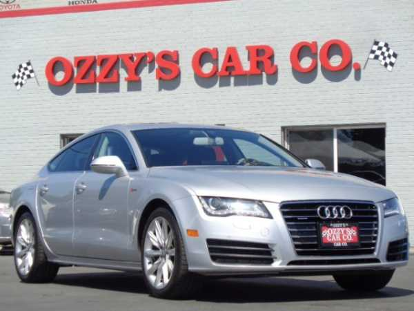 Audi A7 2012 $22488.00 incacar.com