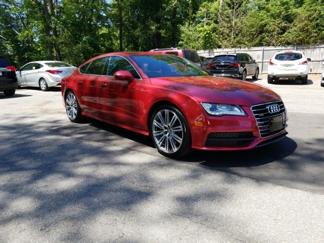 Audi A7 2013 $33698.00 incacar.com