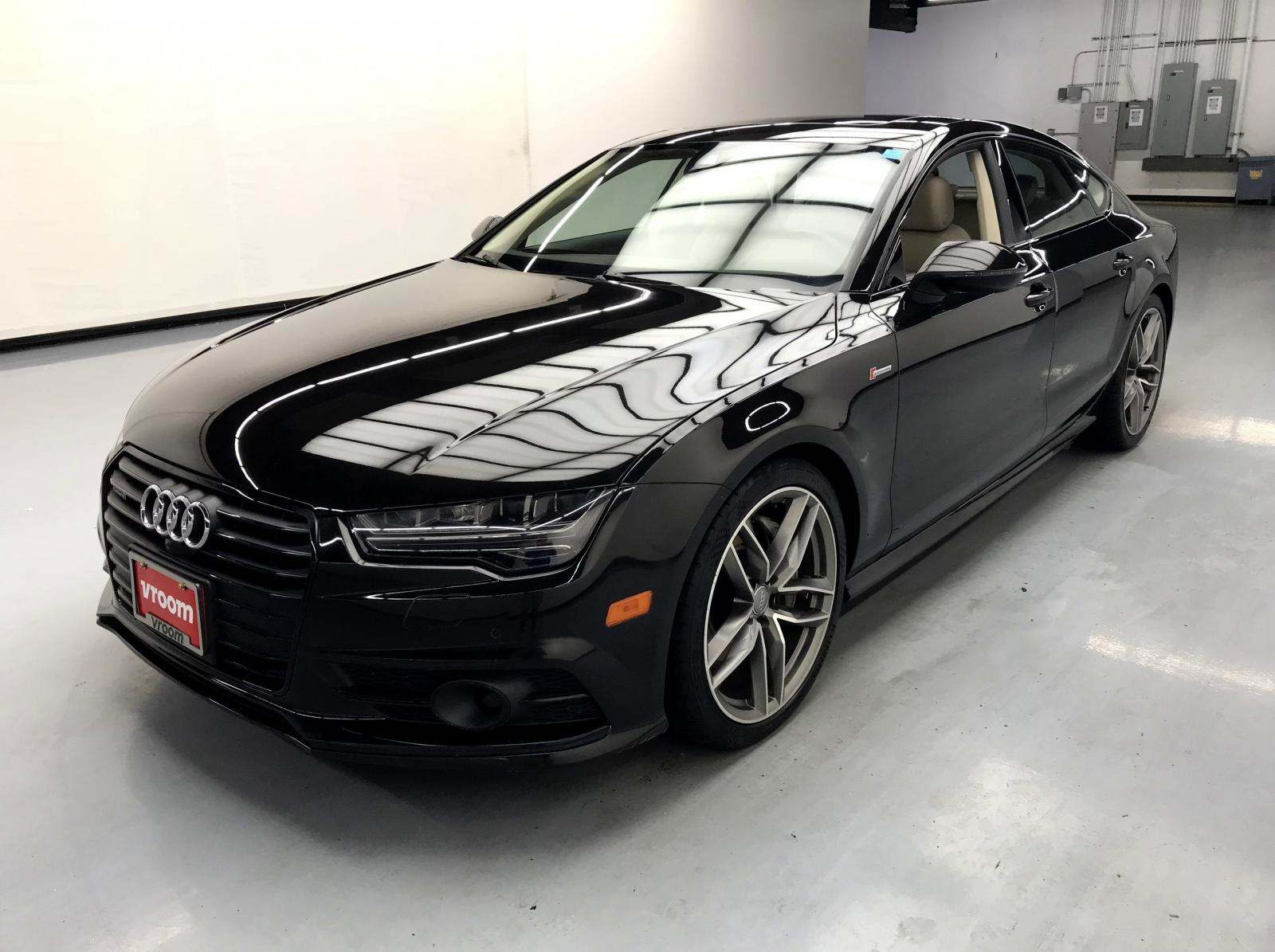 used Audi A7 2016 vin: WAUWGAFC2GN061891