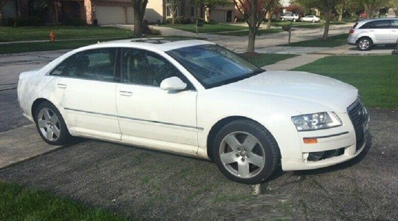 Audi A8 2006 $3300.00 incacar.com