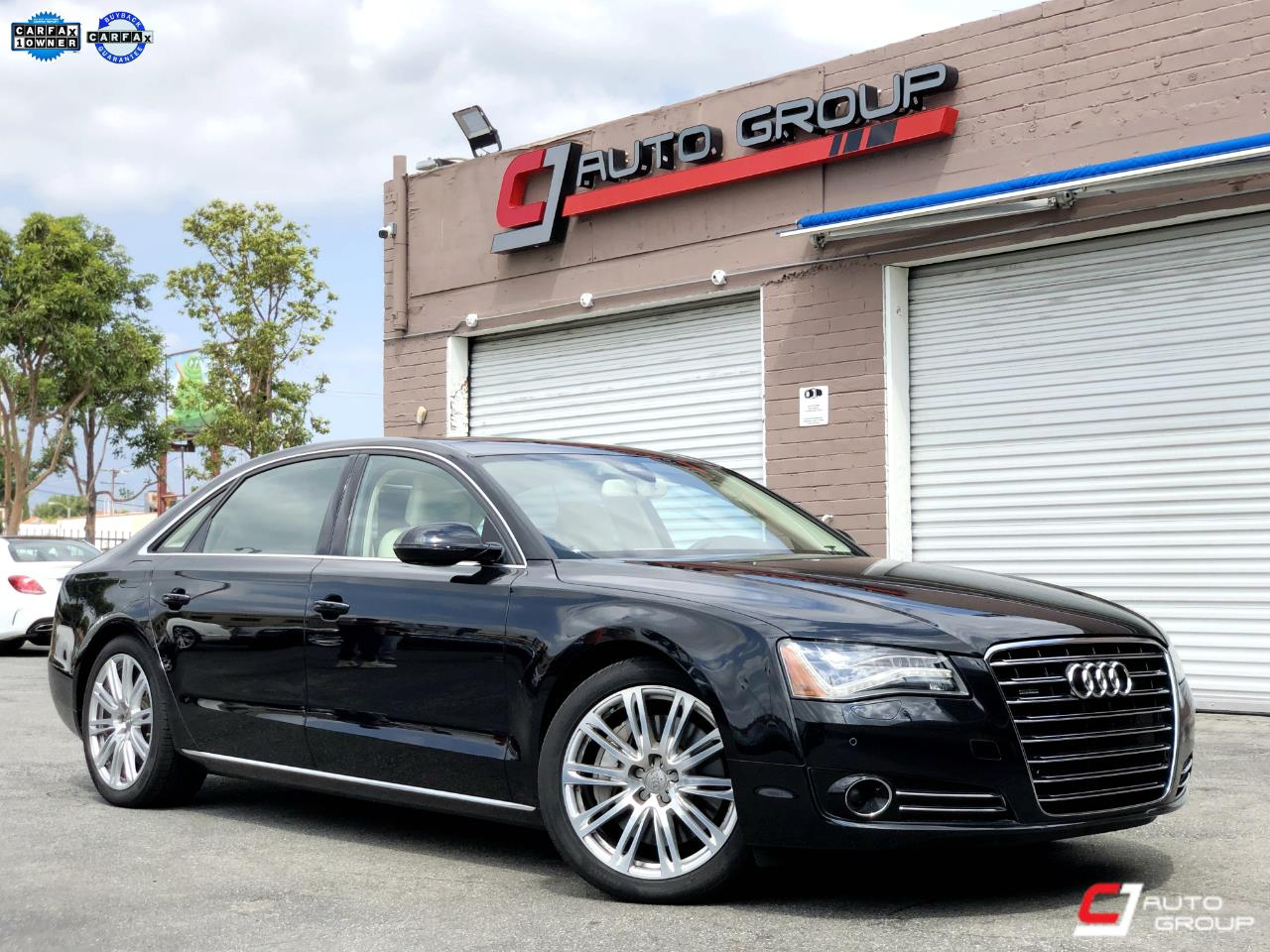 used Audi A8 2012 vin: WAURVAFD0CN026871
