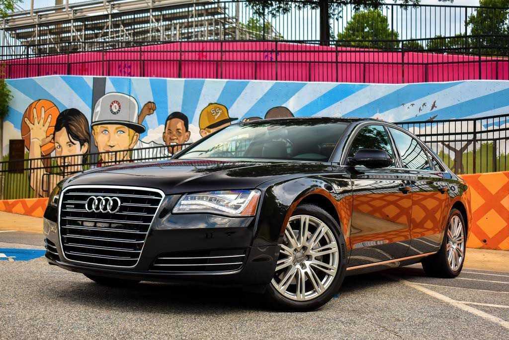 Audi A8 2014 $26173.00 incacar.com