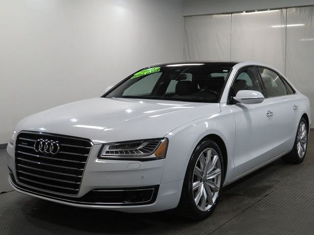used Audi A8 2016 vin: WAU34AFD6GN011127
