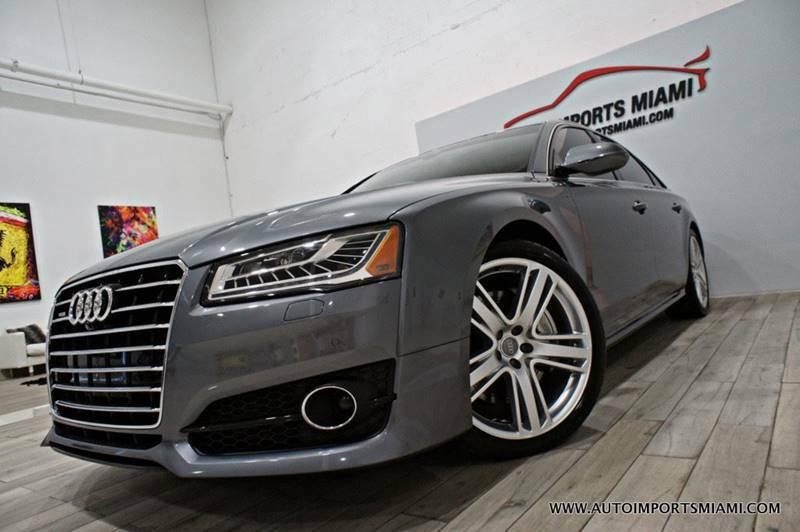 Audi A8 2016 $43888.00 incacar.com