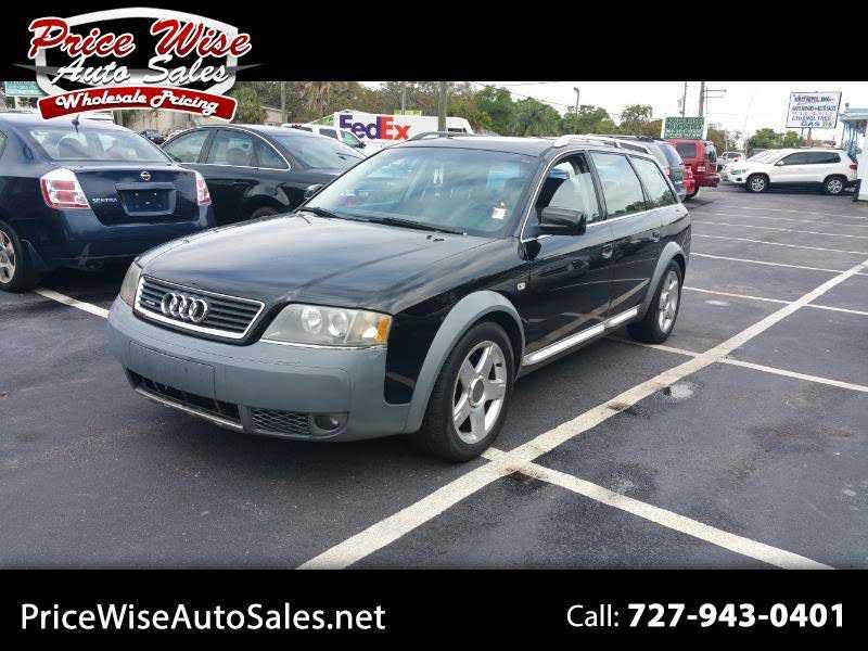 Audi Allroad 2004 $1495.00 incacar.com