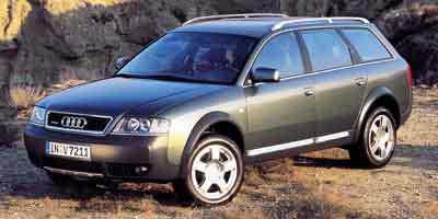 Audi Allroad 2005 $9991.00 incacar.com