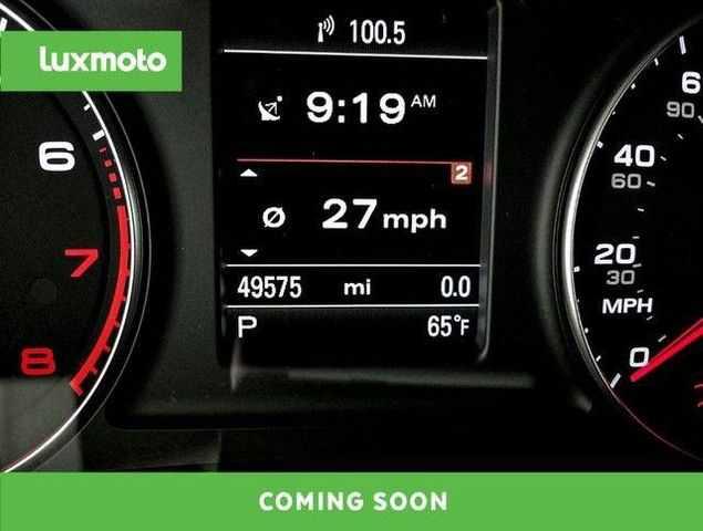 Audi Q3 2016 $22486.00 incacar.com