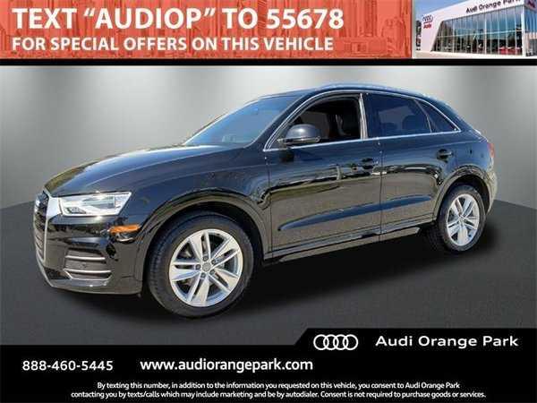 Audi Q3 2016 $24995.00 incacar.com