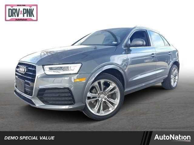 Audi Q3 2017 $40870.00 incacar.com