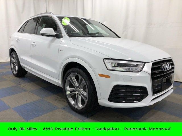 Audi Q3 2017 $33000.00 incacar.com