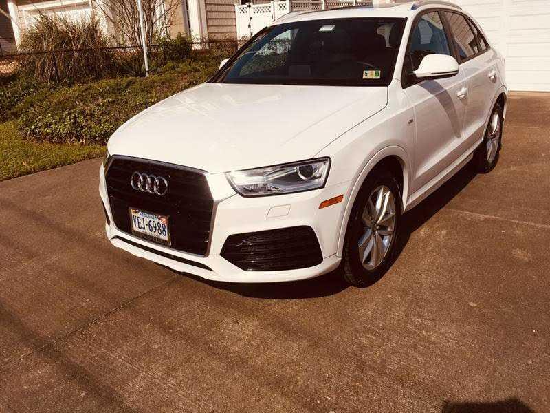 Audi Q3 2018 $27750.00 incacar.com