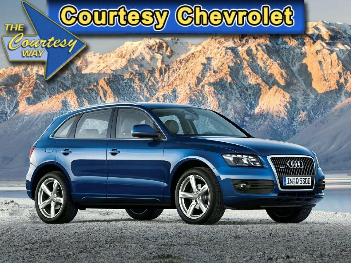 Audi Q5 2009 $12500.00 incacar.com