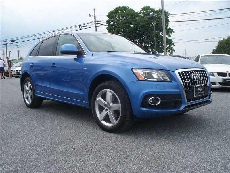 Audi Q5 2011 $12875.00 incacar.com