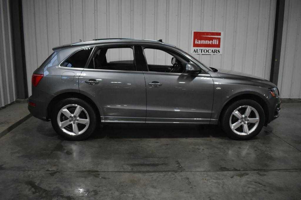 Audi Q5 2012 $15495.00 incacar.com