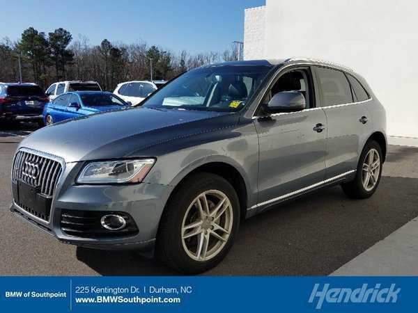Audi Q5 2013 $17291.00 incacar.com