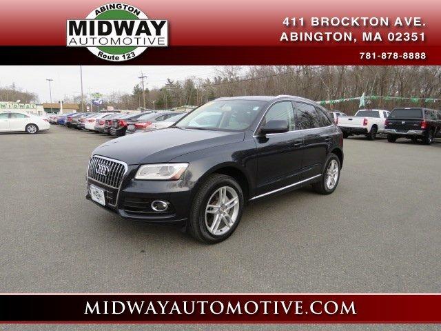 Audi Q5 2013 $16696.00 incacar.com