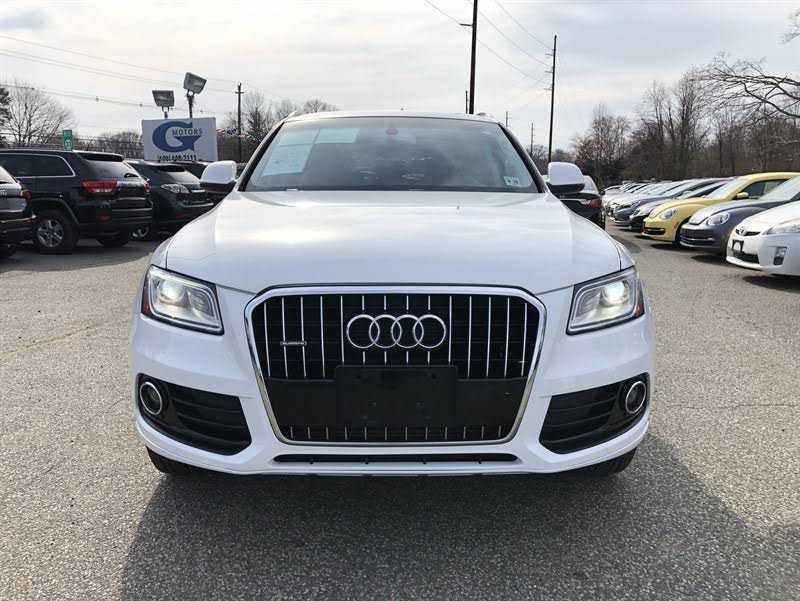 Audi Q5 2014 $9899.00 incacar.com