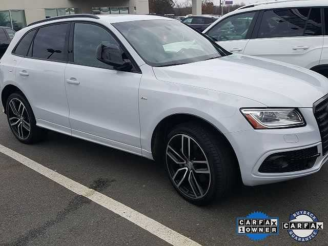 Audi Q5 2017 $37500.00 incacar.com