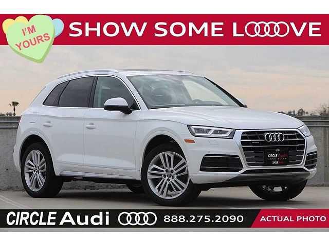 Audi Q5 2018 $53100.00 incacar.com