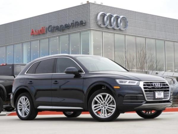 Audi Q5 2018 $49777.00 incacar.com